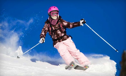1 Monday-Friday Day Area Pass (up to a $39 value) - Wolf Ridge Ski Resort in Mars Hill