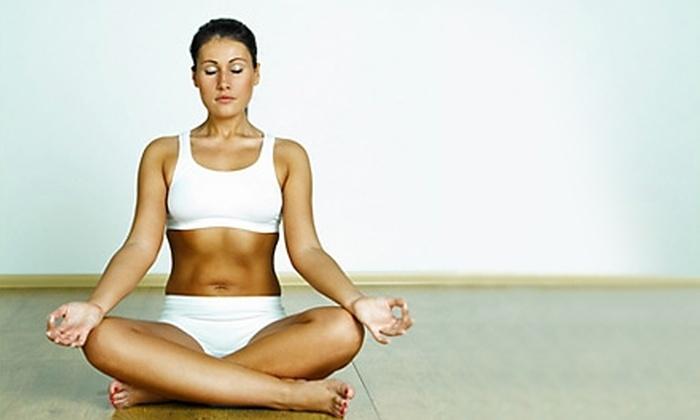 Chattanooga DanceSport - Tyner - Greenwood: $15 for Three Yoga Classes at Chattanooga DanceSport ($30 Value)