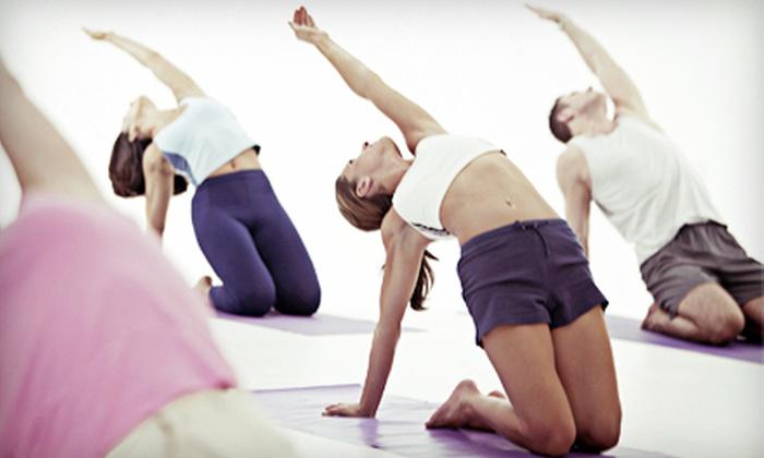 Yoga Desha - Montclair: 5, 10, or 15 Classes at Yoga Desha in Montclair (Up to 66% Off)