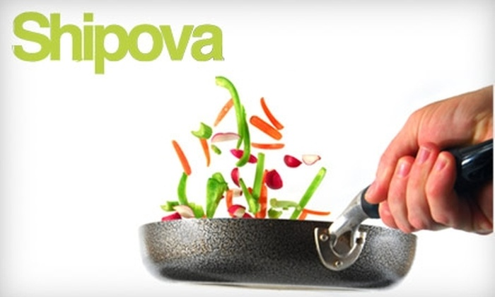 Shipova - Coral Way: $20 for Delivery of Two Meals from Shipova ($56 Value)