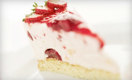 $20 Groupon to The Ultimate Cheesecake Bakery - The Ultimate Cheesecake Bakery in Corpus Christi