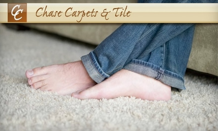 Chase Carpets & Tile - Multiple Locations: $59 for $300 Worth of any Product or Service or $159 for $500 Worth of Any Product or Service at Chase Carpets & Tile
