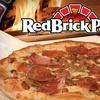 $10 Toward Fare at RedBrick Pizza