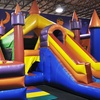 Up to Half Off Inflatable-Playground Visits