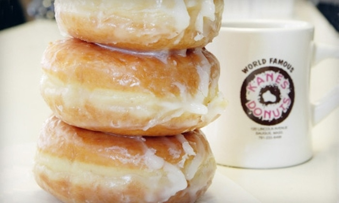Kane's Donuts - Saugus: $10 for $20 Worth of Fresh Donuts at Kane's Donuts in Saugus