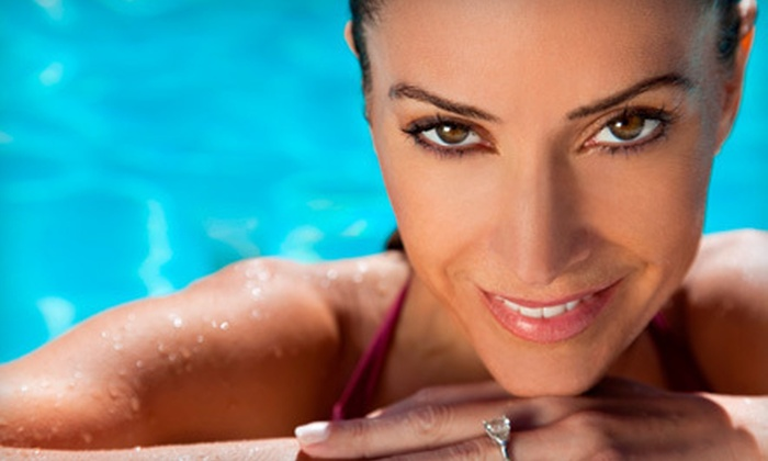 Willow Glen Tanning - Cali Tan: One, Three, or Six Red-Light-Therapy Sessions and Mystic Spray Tans at Willow Glen Tanning (Up to 70% Off)