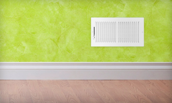 Deep Breath Air Duct Clean - Downtown: Home-Ventilation Package With or Without Dryer-Vent Inspection from Deep Breath Air Duct Clean (87% Off)