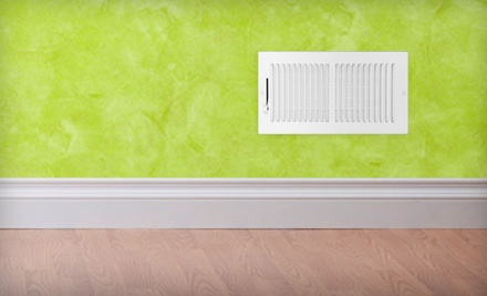 Complete Air-Duct Cleaning and Furnace Inspection (a $369 value) - Deep Breath Air Duct Clean in