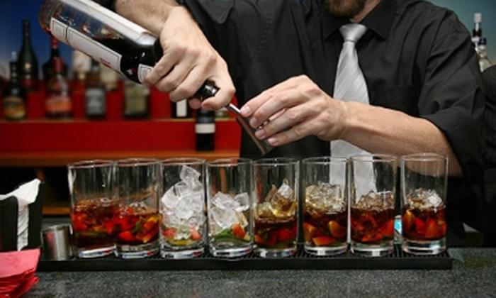 American Bartenders School - Palm Desert: Bartending Classes at American Bartenders School. Two Options Available.