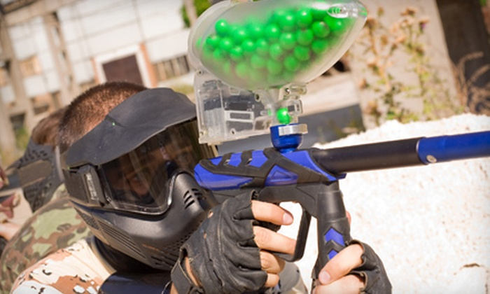 Battle Creek Paintball - Kingdom City: $32 for a Paintball Package for Two at Battle Creek Paintball