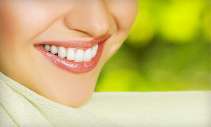 Smiling Bright: $29 for a Teeth-Whitening Kit with LED Light from Smiling Bright ($179.99 Value)
