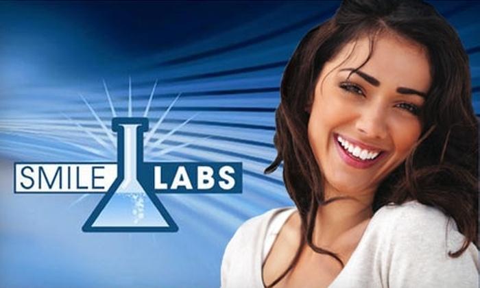 SmileLabs - Autzen: $49 for Two Teeth-Whitening Treatments at SmileLabs ($198 Value)