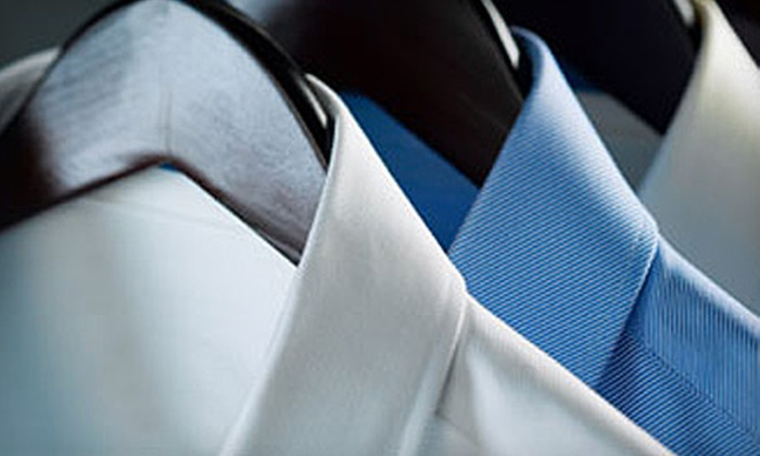 Moore's Quality Cleaners - Cedar Hills - Cedar Mill North: Dry-Cleaning Services or Wedding-Dress Cleaning at Moore's Quality Cleaners
