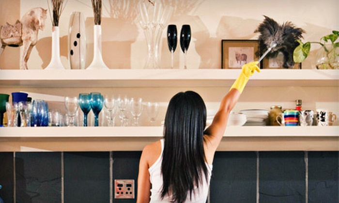 The Green Clean House Company - New York City: 1, 3, 5, or 12 Two-Hour Housecleaning Sessions from The Green Clean House Company (Up to 72% Off)