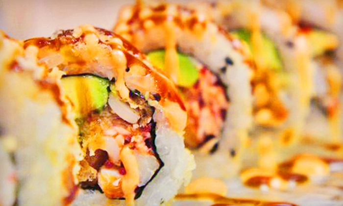 Nori - Lakeview: $20 for $40 Worth of Sushi at Nori