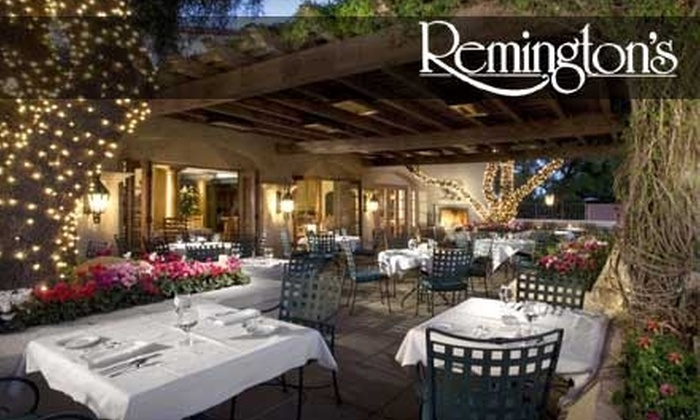 Remington's - McCormick Ranch: $30 For $60 Worth of Contemporary Cuisine and Drinks at Remington's