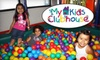 My Kids Clubhouse, Inc. - Multiple Locations: $19 for a Five-Admission Punch Card to My Kids Clubhouse ($40 Value)