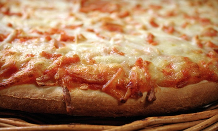 Angilo's Pizza - Conner Heights: $7 for $15 Worth of Pizza and Hoagies at Angilo's Pizza in Pigeon Forge