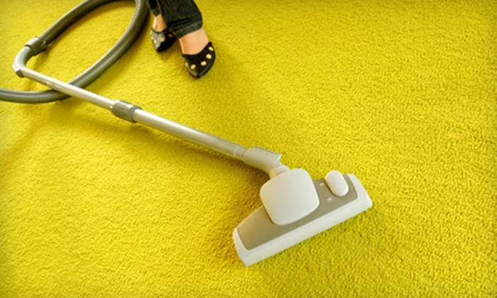 Geaux Professional Carpet Cleaning - Baton Rouge: Carpet Cleaning for Four Rooms with Option to Add Scotchgard from Geaux Professional Carpet Cleaning