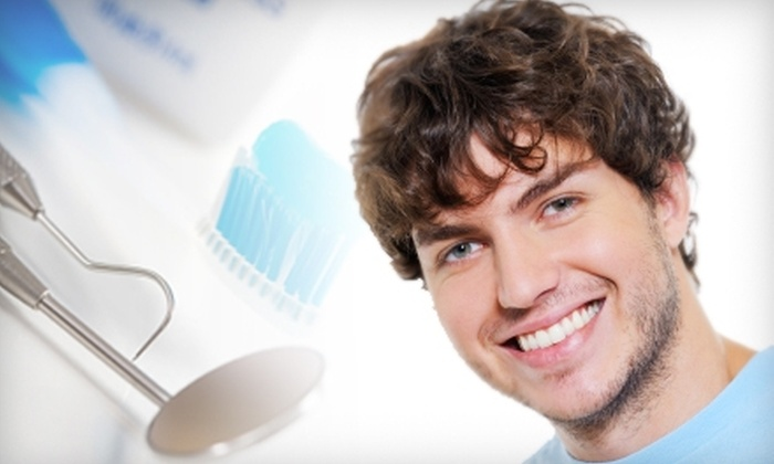 Park Place Dental - Chicago: $175 for a One-Hour Teeth Whitening ($485 Value) or $59 for an Exam, Cleaning, and X-ray (Up to $196 Value) at Park Place Dental in Elmwood Park