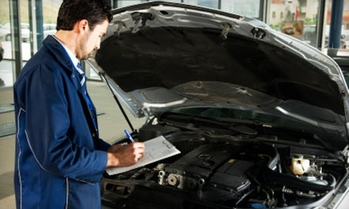 Southeast Automotive - Woodbine: $39 for Lube, Oil, and Filter Change; Safety Inspection; and AC and Charging-System Check at Southeast Automotive ($102 Value)