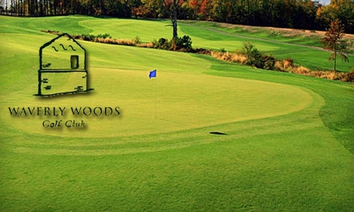Waverly Woods Golf Course - 3, West Friendship: $42 for 18 Holes Plus a Cart at Waverly Woods Golf Club