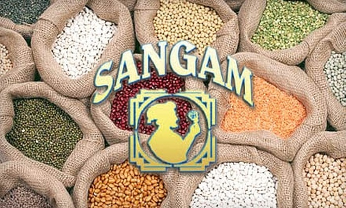 Sangam Restaurant - Ballston - Virginia Square: $10 for $20 Worth of Indian Fare and Drinks at Sangam Restaurant in Arlington