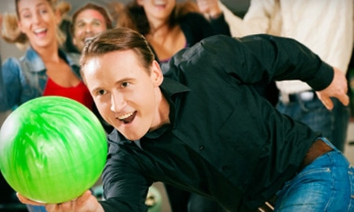 Bowlerama - Toronto (GTA): $10 for Two Games of Bowling and Shoe Rental for Two People at Bowlerama Stoney Creek (Up to $23.74 Value)