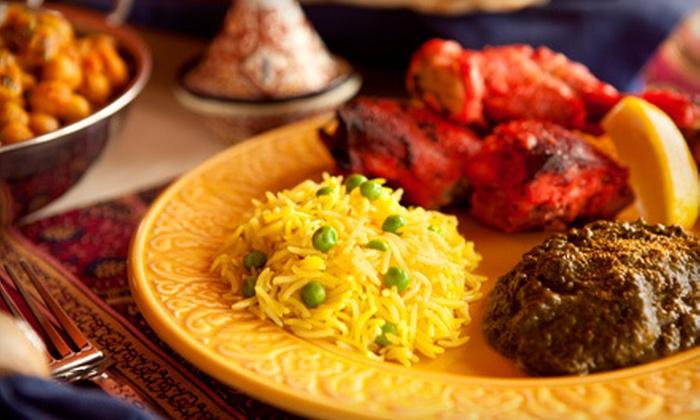 Citrus Indian Fusion - Dublin: $10 Worth of Indian Fare