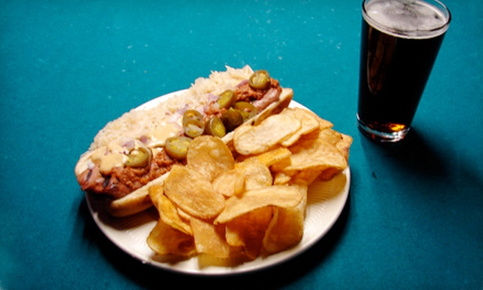 Sportsman's Lodge  - Jackson: $15 for $30 Worth of American Pub Fare and Drinks at Sportsman's Lodge