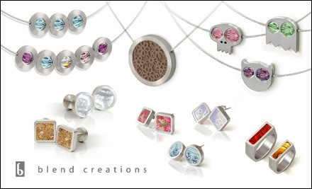 $70 Groupon to Blend Creations - Blend Creations in