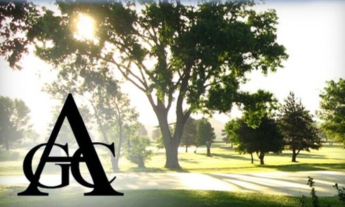 Ashland Golf Club - Ashland: $40 for 18 Holes for Two Plus a Cart and Green Fees at Ashland Golf Club in Ashland