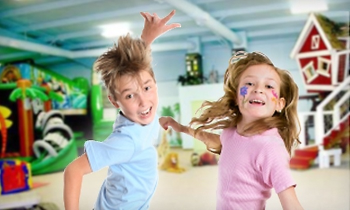 Hoppin' Hippo - Taylor: $12 for One Multiplay Pass (Up to $30 Value) or $25 for Two Multiplay Passes (Up to $60 Value) at Hoppin' Hippo in Hutto