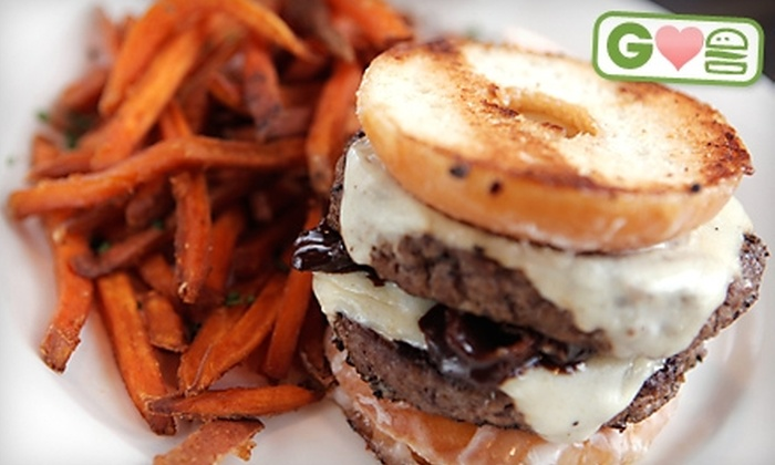 PYT  - Philadelphia: $8 for $16 Worth of Gourmet Burgers and Milkshakes at PYT