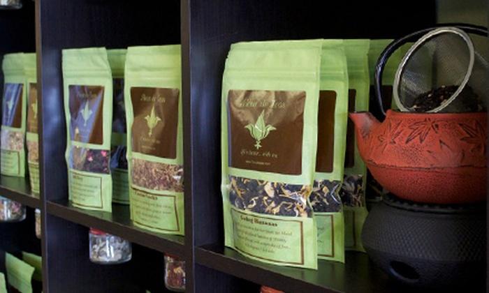 Fleur de Teas - Camelback East: $10 for $20 Worth of Gourmet Packaged Teas at Fleur de Teas