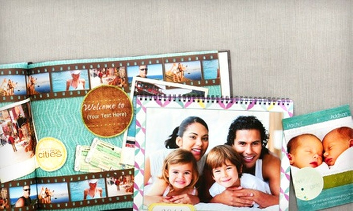 Mixbook: $15 for $50 Worth of Personalized Photo Books, Cards, and Stationery from Mixbook