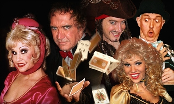 Sweet Fanny Adams Theatre - Gatlinburg: $24 for Two Tickets to a Musical Comedy at Sweet Fanny Adams Theatre in Gatlinburg ($48.60 Value)