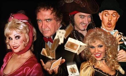Sweet Fanny Adams Theatre - Sweet Fanny Adams Theatre in Gatlinburg