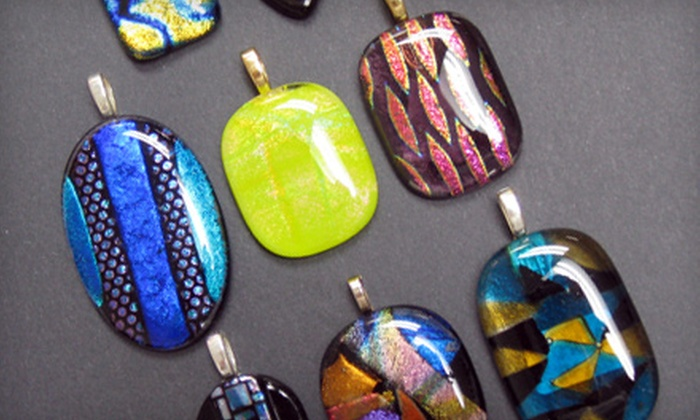McMow Art Glass - Lake Worth: $65 for an Introductory Glass-Fusing Workshop for Two at McMow Art Glass in Lake Worth ($140 Value)
