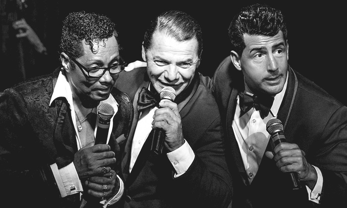 The Rat Pack is Back - The Pabst Theater: The Rat Pack is Back on Friday, May 6, at 8 p.m.