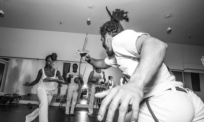 Ginga Mundo Capoeira Brooklyn - Bedford - Stuyvesant: Five Capoeira Classes at Ginga Mundo Capoeira Brooklyn  (57% Off)