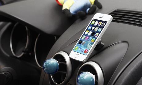 Soporte magnético universal para smartphones