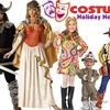 Half Off at Costume Holiday House
