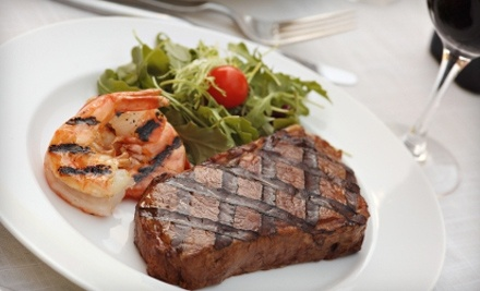 $30 Groupon to Jamil's Steakhouse - Jamil's Steakhouse in Oklahoma City