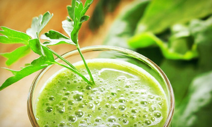 Chef V - North Clairemont: Three-, Five-, or Seven-Day Juice Cleanse from Chef V (Up to 54% Off)