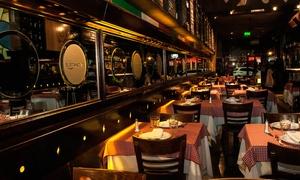Cantina Italiana by El Estanciero: Desde $339 por almuerzo o cena para dos o cuatro: entrada + plato + bebida + postre en Cantina Italiana by El Estanciero