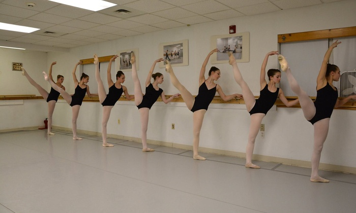 American Youth Ballet - Beaver Dam Lake: Four Weeks of Unlimited Dance Classes at American Youth Ballet (50% Off)