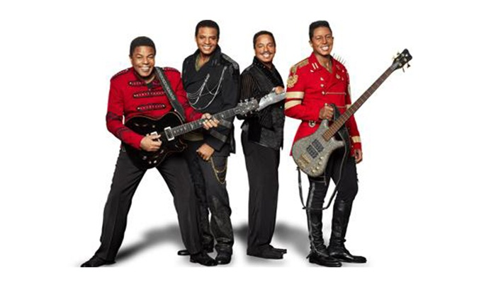"""RockTellz & CockTails Presents: """"The Jacksons"""" - The Strip: RockTellz & CockTails Presents: The Jacksons at Planet Hollywood Resort and Casino on March 27–April 6 (Up to 46% Off)"""