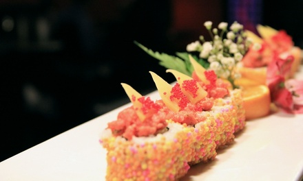 $15 for $30 Worth of Sushi and Japanese Dinner Cuisine at Sushi Train