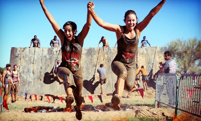 Gladiator Rock'n Run - Utica: $40 for a 6K Obstacle Race from Gladiator Rock'n Run on Saturday, August 17 (Up to $85 Value)